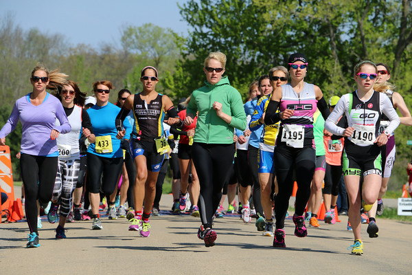 Galena  Duathlon Run