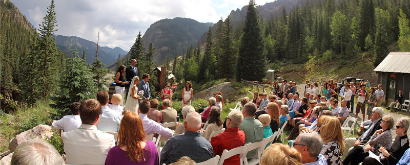 Lexie & Tor Wedding Ceremony