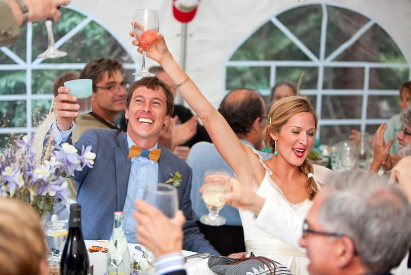Lexie & Tor Wedding Reception